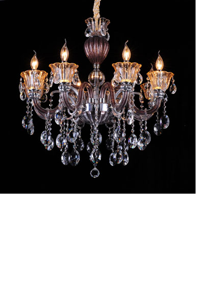 Crystal Chandelier Pendant Light PL310