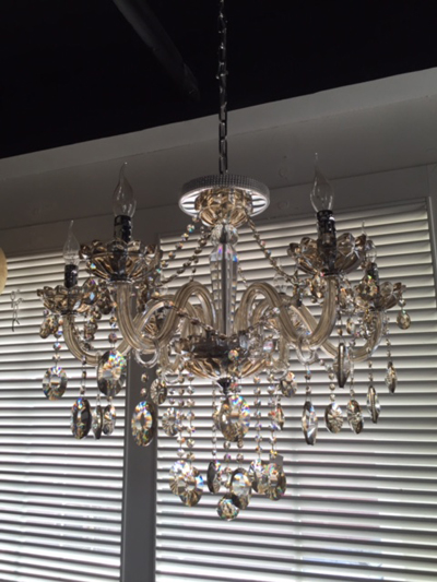Crystal Chandelier Pendant Light PL311
